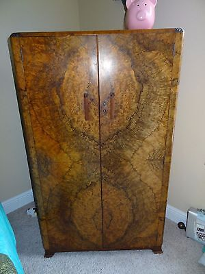 Antique Art deco Armoire Wardrobe- Local pick up only Sanford, Fl