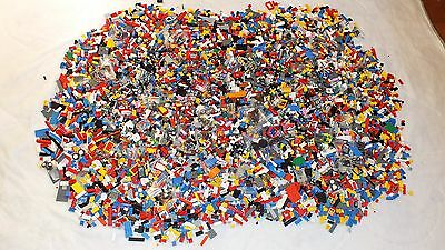 1 Pound (lb.)  Clean Lego from Bulk Lot of Parts & Pieces