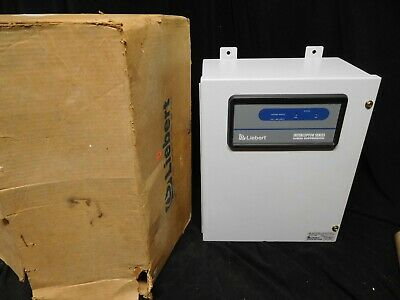 Liebert NEW Interceptor SURGE SUPPRESSOR * S120Y222-01 * 120/208V, 3PH Wye, 4W+G