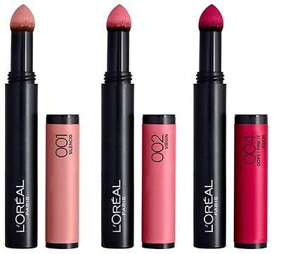 L'Oreal Infallible Matte Max Lipstick Lip Pen - Choose Your Shade