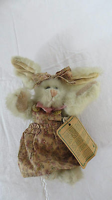 Boyds Bears & Friends the Bunny in Pink