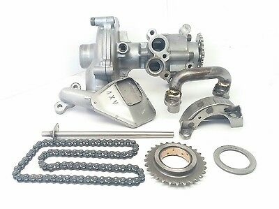 2000 Yamaha Yzf R1 1000 Water And Oil Pump Assembly BZ3