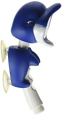 ConservCo Fun & Adorable Bath & Shower Wand for Kids – Dollie the Dolphin