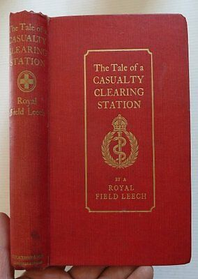 The Tale Of A Casualty Clearing Station, 1917