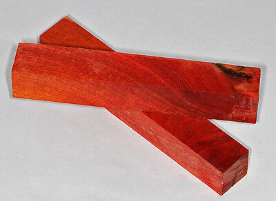 Pen Blanks American Canarywood Canary wood Turning Blanks Two Pack