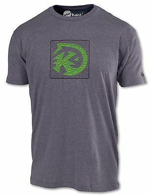 Kast Gear Richter T-Shirt Fly Fishing Lifestyle 60/40 Cotton Poly