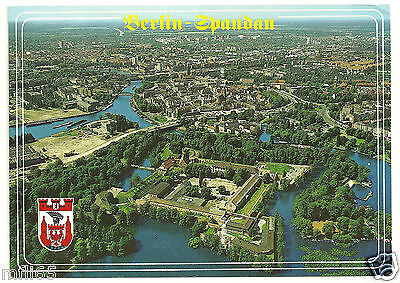 Postcard (1996) - Berlin - Spandau - Posted