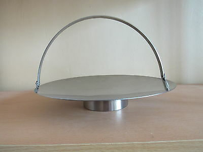 Old Hall Stainless Steel Cake Stand .. Robert Welch