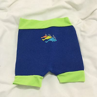 Boys Girls Neoprene Konfidence Swim Shorts Nappy Small Up To 8kg /18lbs Swimming