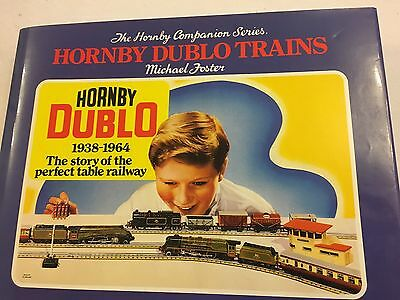Hornby Dublo Trains Book (1938-1964) Published In 1987