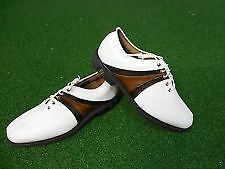 Footjoy Icon Golf Shoes Size 8