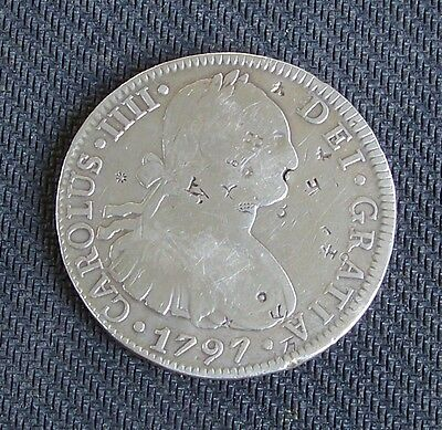 1797 Eight Reales-M0-Fm