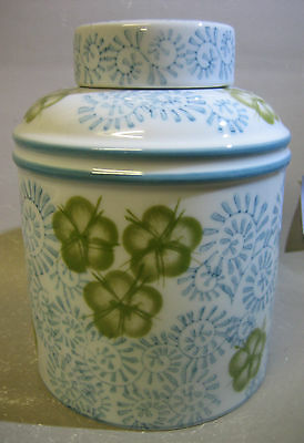 Chinese radiance home-ware lidded ginger jar