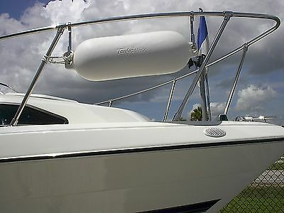 Yacht Sailboat Boat Lifetime Bumper & FENDER HOLDERS!