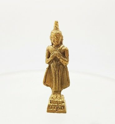 Friday Birthday Feng Shui Lao Khmer Thai Buddha Amulet Luck Rich Life Protecting