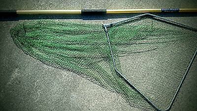 Large Prawn Landing Net - Gaff-Mann