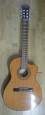 Ibanez Acoustic Electric guitar Model GA5TCE-AM