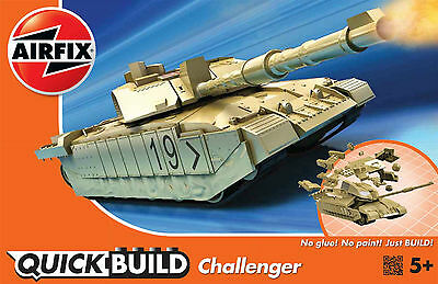 AIRFIX Quick Build J6010 - Challenger Tank