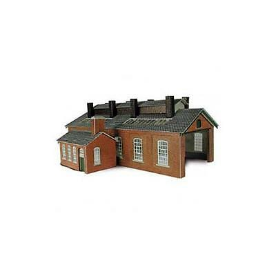 N Scale Metcalfe Card Kit - Engine Shed  - #PN113