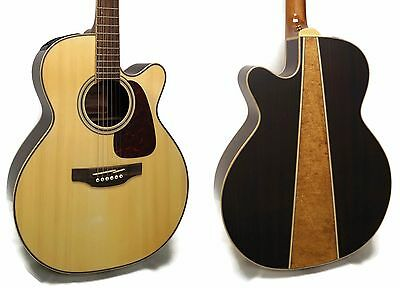 Takamine GN93CE-NAT G Series NEX Small Jumbo Acoustic-Electric Guitar