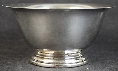 Vintage Cheshire Silver Plate Footed Ice Cream Bowl