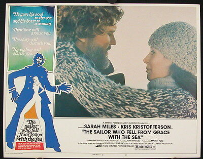 The Sailor Who Fell From Grace With The Sea (1976) US Lobby Card Set