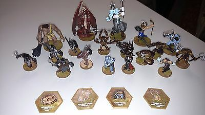 Heroscape Wave 13, D3, Moltenclaw's Invasion loose complete set!