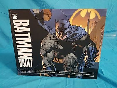 Batman Vault Book in Excellent condition, all pieces included and nothing used