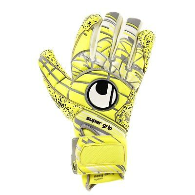 Uhlsport Herren Torwarthandschuhe Eliminator Unlimited Supergrip 1011001