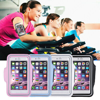 Sports Running Jogging Gym Armband Arm Band Cover Case Holder For Mobile Phones