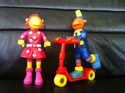 fizz and milo from the tweenies