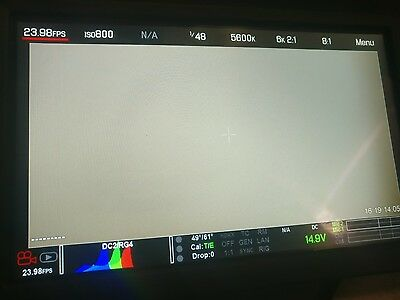 """Red Pro 7"""" LCD video monitor for Red One MX Epic Scarlet"""