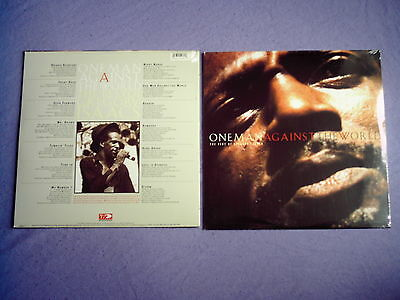GREGORY ISAACS - One Man Against The World / Best of ... - LP 1996  ss