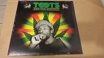 Toots & The Maytals ‎– Pressure Drop : The Golden Tracks - LP 2011 U.S. ss