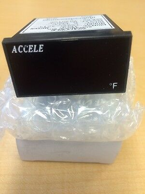 Accele Digital Temperature  meter #6474