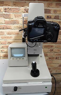 Canon CR6-45NM Non Mydriatic Retinal Camera Fitted with Canon Digital EOS 4OD