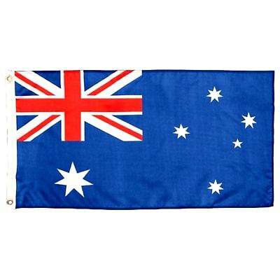 1 x Australia Souvenir Australian National Flag Indoor Outdoor 45cm x 90cm