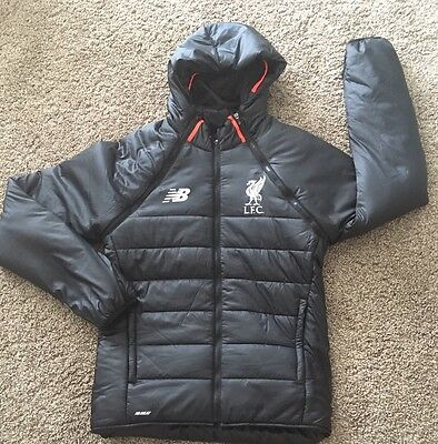 Official New Mans Elite Liverpool Fc 3 In 1 Jacket Size Small