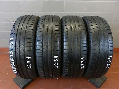 4 Sommerreifen 195/65R15 95T XL Michelin Energy Saver +  5,3 mm Profiltiefe