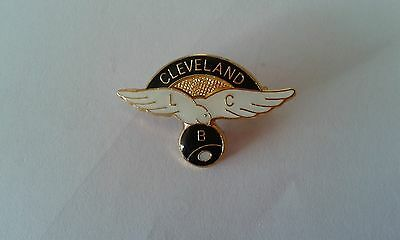 Badge Cleveland Bowling Club with pin