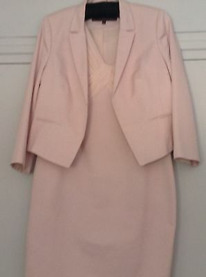 Fenn Wright Manson Size 14 mother of the bride pink