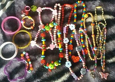 Girls jewellery bundle