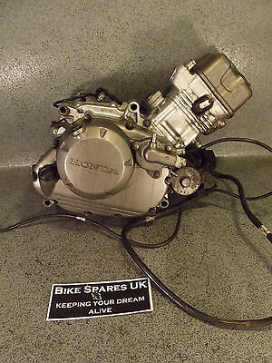 HONDA CBR125 2004-2006 (189)- ENGINE Mileage - 14878 and Free Delivery