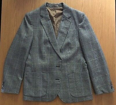 Burberry Checked Skirt And Jacket Set Size 12