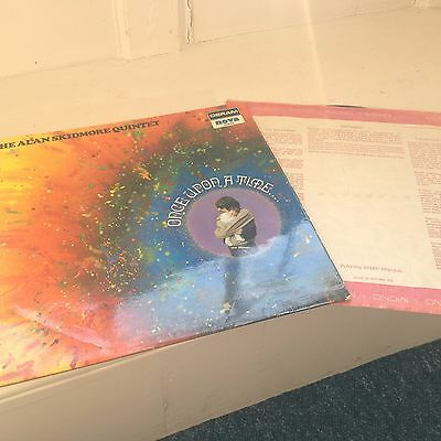 The Alan Skidmore Quintet - Once Upon a Time UK Mono monster jazz vinyl record