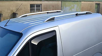 To Fit 2002 - 2014 Ford Transit Tourneo Connect SWB Aluminium Roof Rails Bars