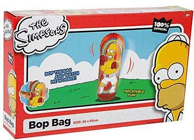 New The Simpsons Homer Bop Bag