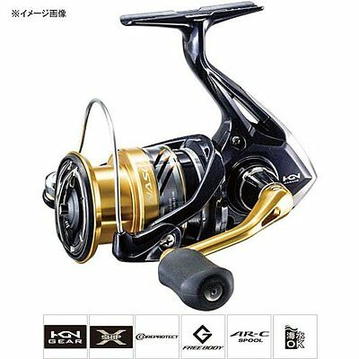 Shimano fishing reel 16 NASCI  4000 from japan 【Japanese fishing reel】