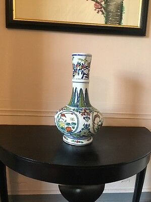 Qianlong Vase. Antique Chinese Rare Vase