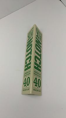 Session Pils Notch Beer Tap Handle Draft Triangle 40% ABV